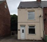 End of Terrace home in Peverill Road, Eckington