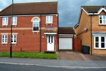 semi detached house in Malvern Way...
