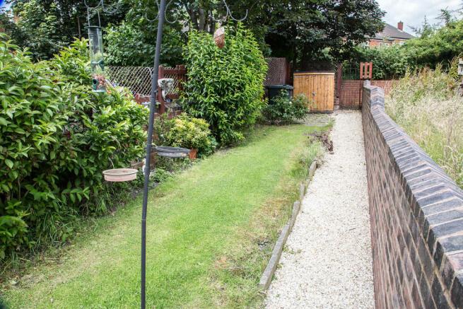 Rear Garden S61 1...