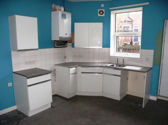 Kitchen S61 1RW