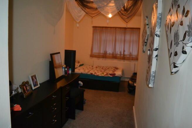 Bedroom to Rear