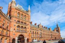 Apartment to rent in St Pancras Chambers...
