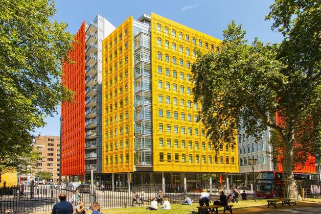 Studio Flat For Sale In Central St Giles Piazza Covent