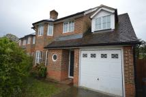 4 bed Detached home in The Sadlers, Chichester...