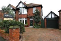 5 bed semi detached house in Kennersdene, Tynemouth