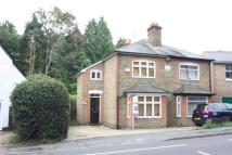 semi detached property in St Johns, Woking, Surrey...