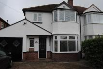 3 bed semi detached house in Haslucks Green Rd...