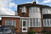 4 bed semi detached property for sale in Garretts Green Lane...