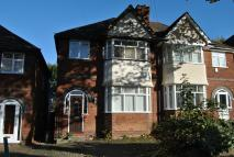3 bedroom semi detached property in Woodford Green Road...