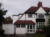 5 bedroom semi detached home to rent in Marsham Court Road...