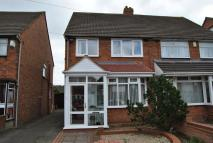 semi detached house in Chaffcombe Rd, Sheldon