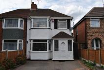 semi detached home in Aldershaw Road...