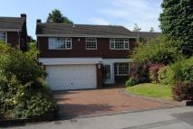 4 bedroom Detached house in Hawkeswell Close Solihull