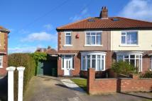 3 bed semi detached home in Sutherland Grove, Norton...