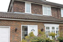 Ashwood Road semi detached property to rent