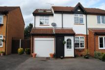3 bed semi detached property in Guardian Close...