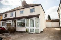 3 bedroom Detached property to rent in The Crescent...