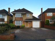 Detached house for sale in Gallows Hill Lane...