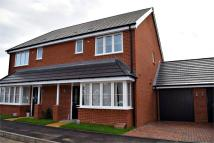 semi detached home in Cunningham Way...
