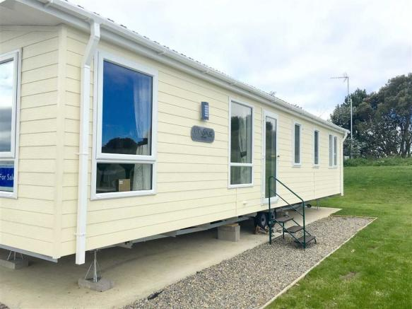 2 Bedroom Mobile Home For Sale In Sandy Bay Holiday Park
