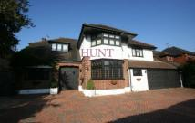 Detached home in Chigwell Rise, Chigwell...