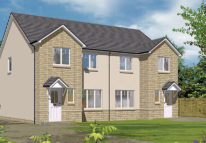 new development for sale in Barbush, Dunblane, FK15