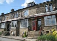 Terraced property in Pellon Terrace, Thackley...