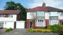 3 bedroom semi detached house to rent in Bleasdale Road...