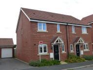3 bedroom semi detached property in Castle Well Drive...
