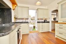 semi detached home for sale in Strathville Road, London...