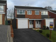 2 bed semi detached house in Sandhurst Road...