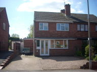 semi detached house in Greenfields Road...
