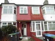 Terraced property to rent