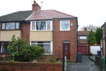 3 bedroom semi detached home to rent in Derby Road, Whitefield...