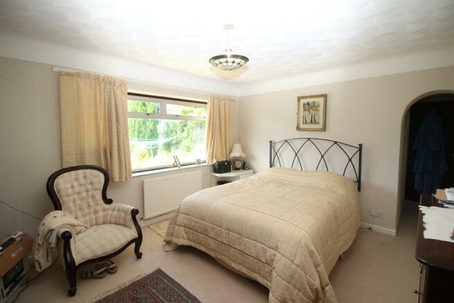 Ground Floor Bedroom  One