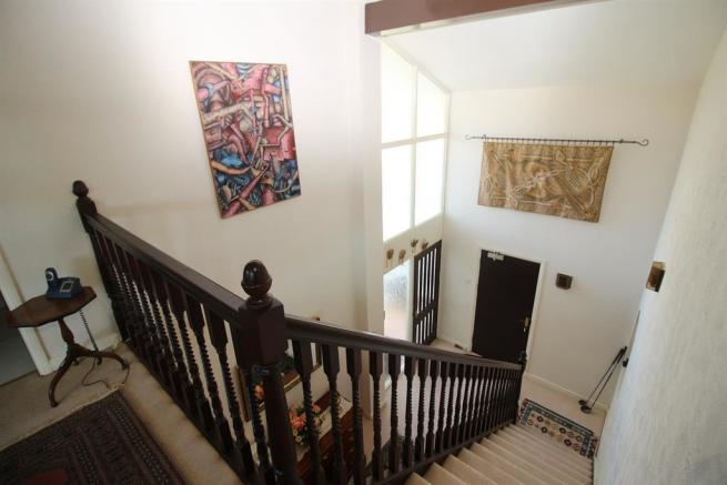 On the first floor