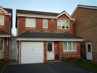 3 bed Detached home in Sherlock Close...