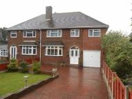 4 bedroom semi detached house in Cannock Road...