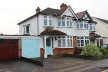 semi detached house in Woodlands Road ,  Essex...