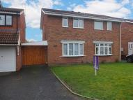 Peveril Bank semi detached house for sale