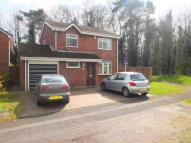 Detached house in Cactus Drive, Leegomery...