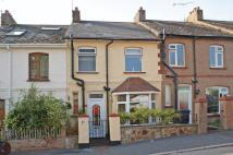 Terraced home for sale in Clarence Road...