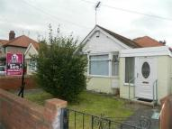Detached Bungalow in Weaver Avenue, RHYL...