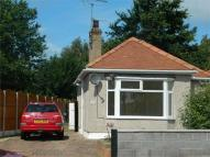 Detached Bungalow in Trellewelyn Road, RHYL...