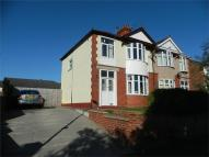 3 bedroom semi detached property to rent in Haul Y Gwynt...