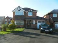 4 bedroom Detached house in Ffordd Parc Castell...
