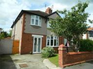 semi detached home for sale in Elm Grove, RHYL...