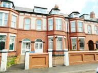 Terraced house in Bath Street, RHYL...