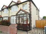 semi detached property to rent in Marsh Road, RHYL...
