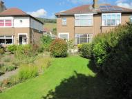 semi detached house in 22 Kirk Crescent...